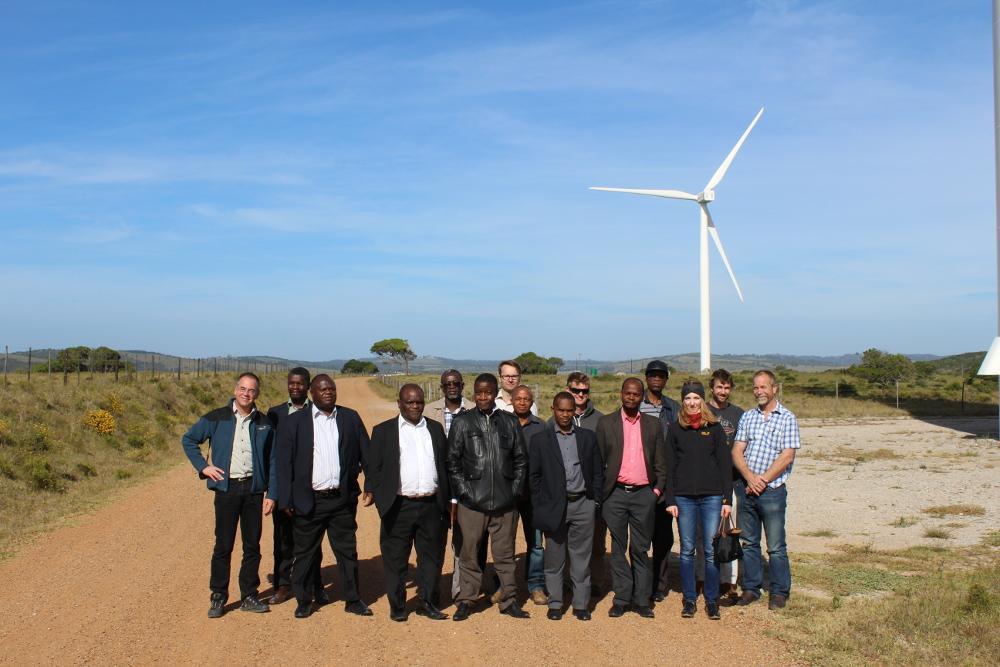 Metrowind wind farm