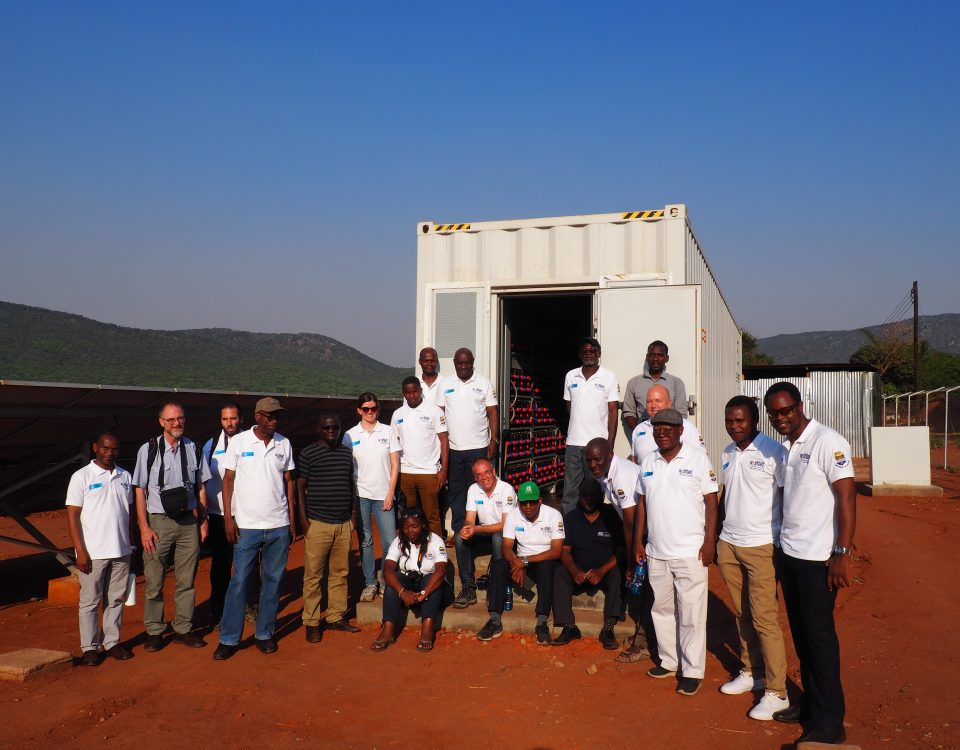 AIR Project Meeting Malawi